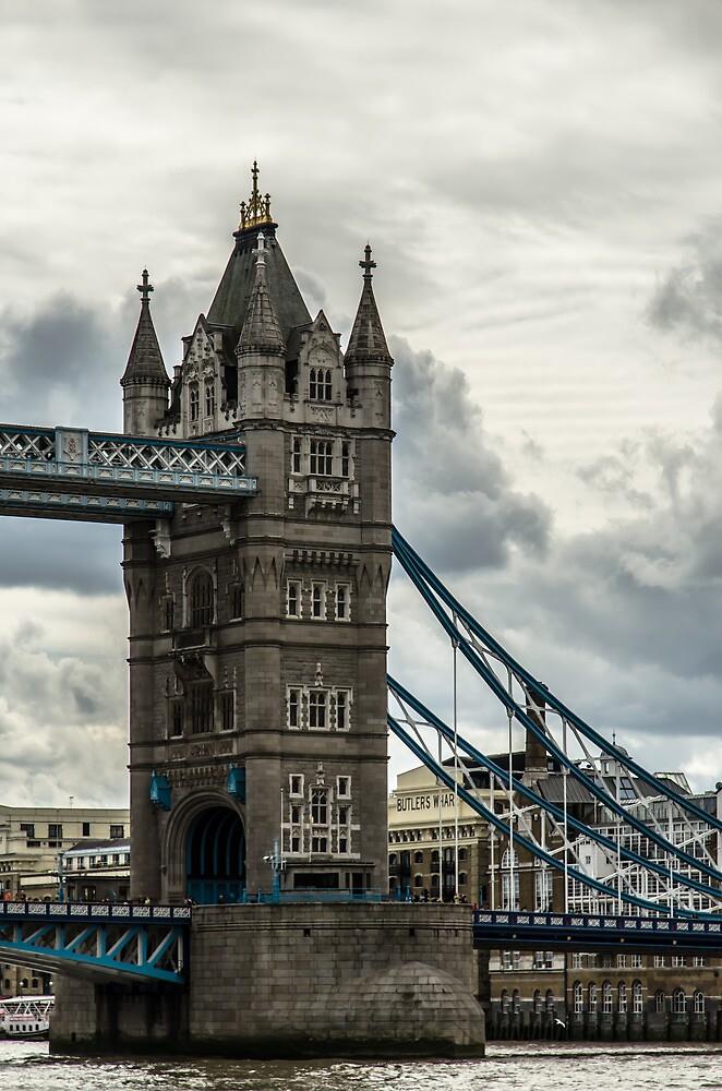 Tower Bridge by Anastasia Filippova