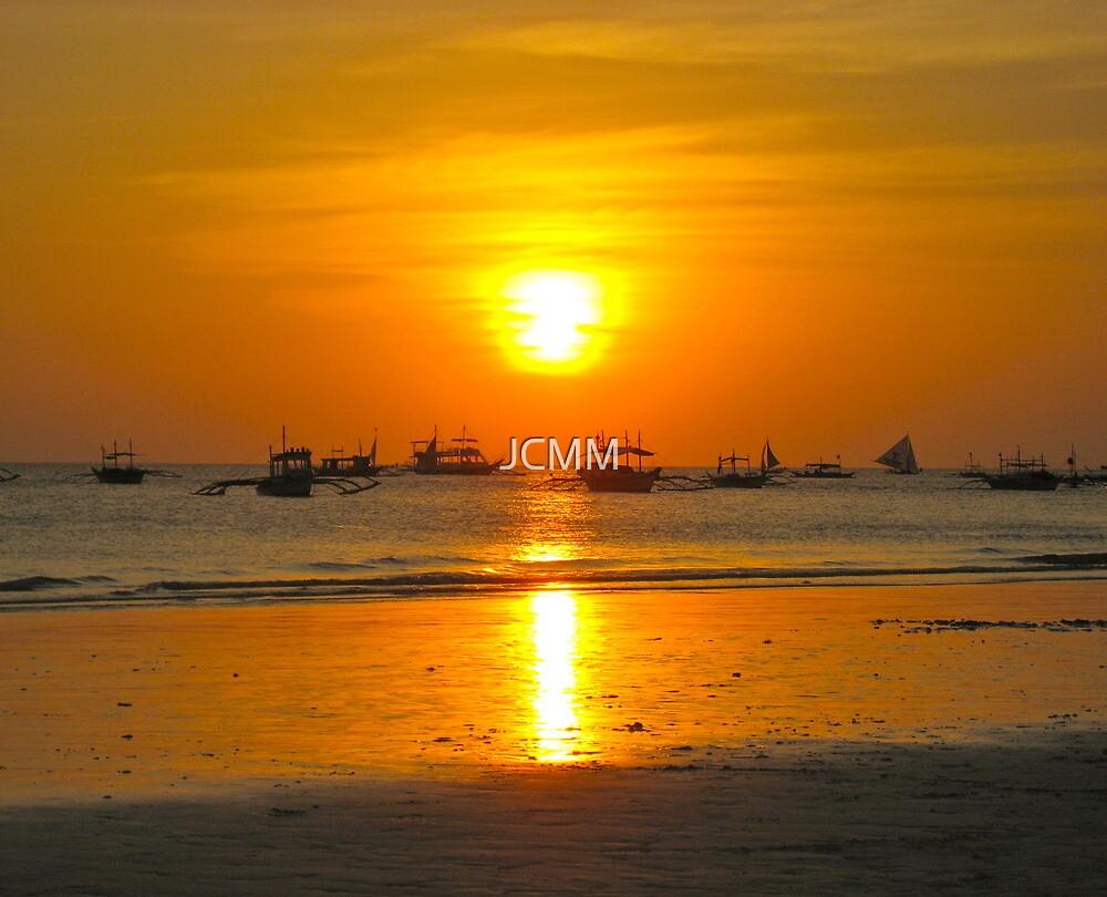 Boracay Sunset, Phillipines by JCMM