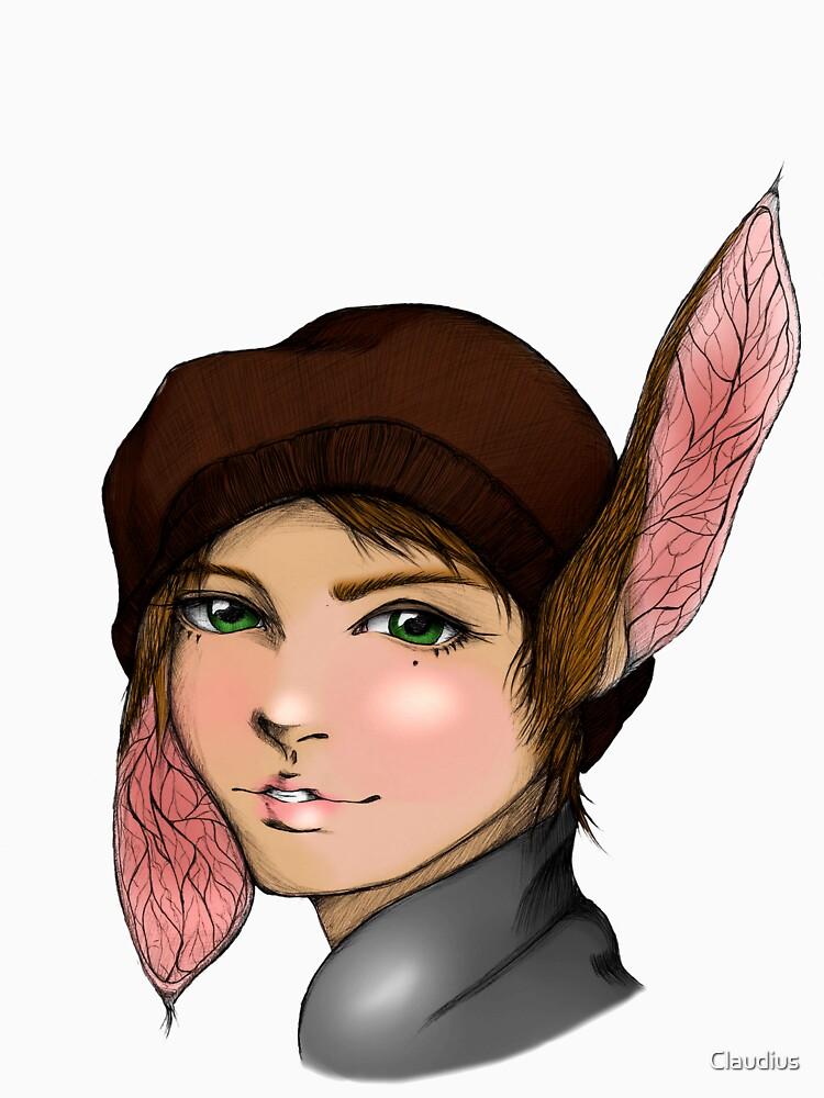 Bunny Boy by Claudius