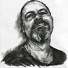 Self ( charcoal ) by chilby