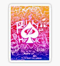Rush Hour mk.1 Sticker
