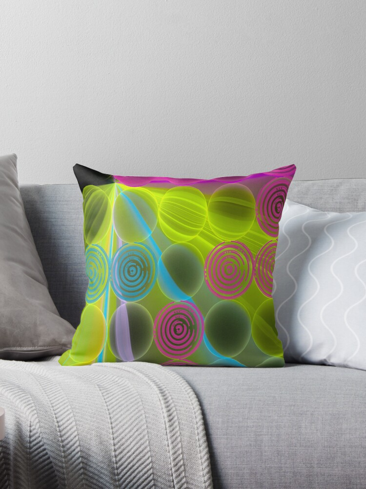 Spirals and dots by RosiLorz