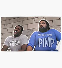 Trading Placers - Mr Big Time Pimp... YEAH Poster