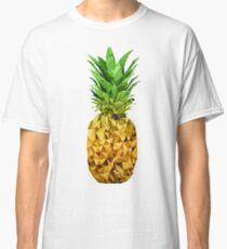 Low Polygon Pineapple Classic T-Shirt