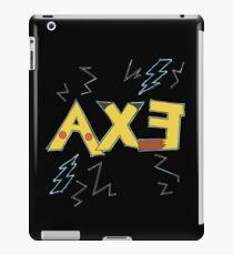 AXE iPad Case/Skin