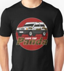 Save the (Fiat) Panda! Unisex T-Shirt