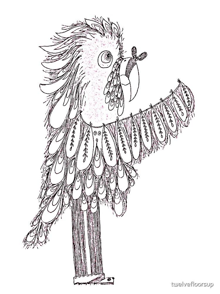 Pigeon Steps by twelvefloorsup