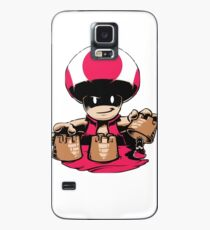Evil Toad  Case/Skin for Samsung Galaxy
