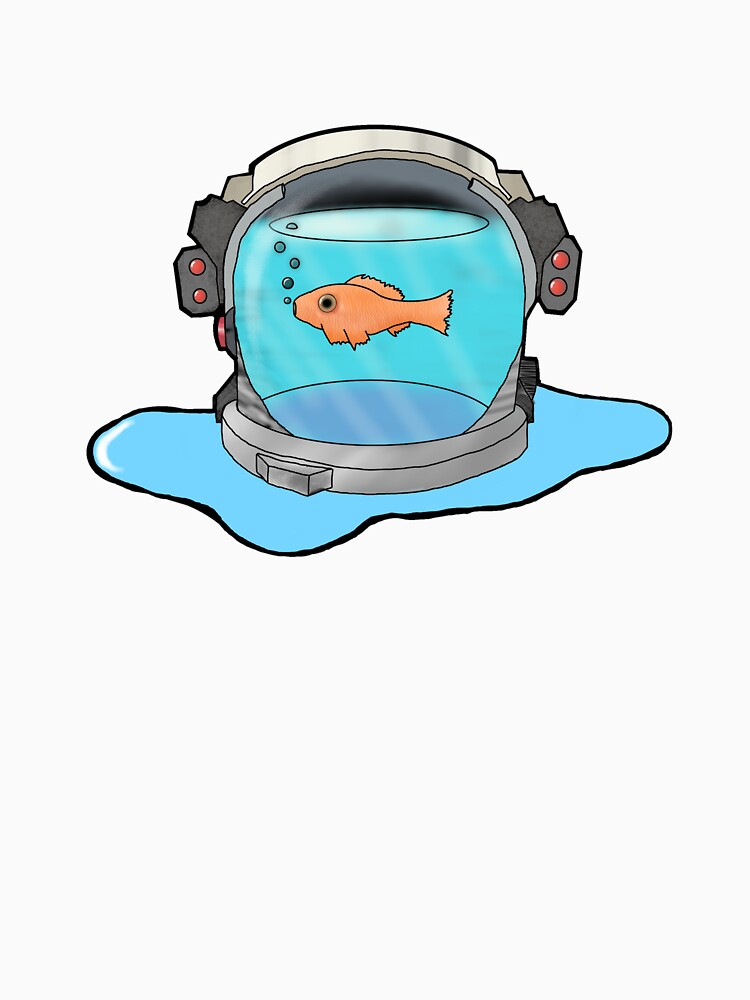 Space Fish by WCGross