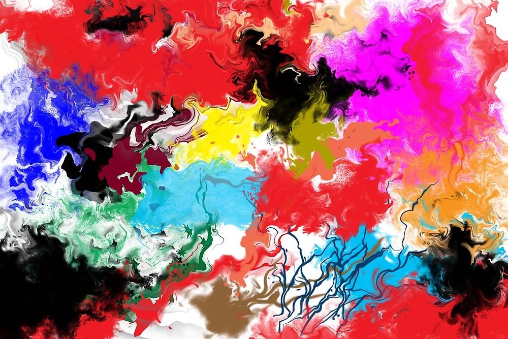 Abstract Swirl by phillipgordon