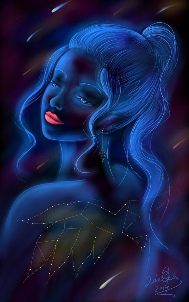 Constellation by ellieopenchenko