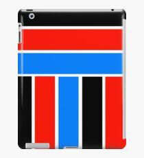 BLOCKED COLOURS iPad Case/Skin