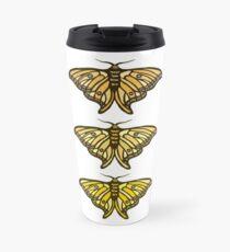 Golden Moth Travel Mug