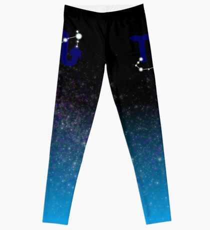 Scorpio - Blue Leggings