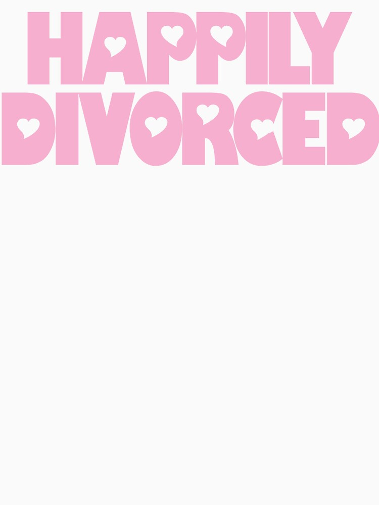 happily divorced black t by lifeoverwife
