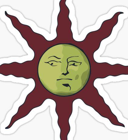 Praise the sun - Templar Sticker