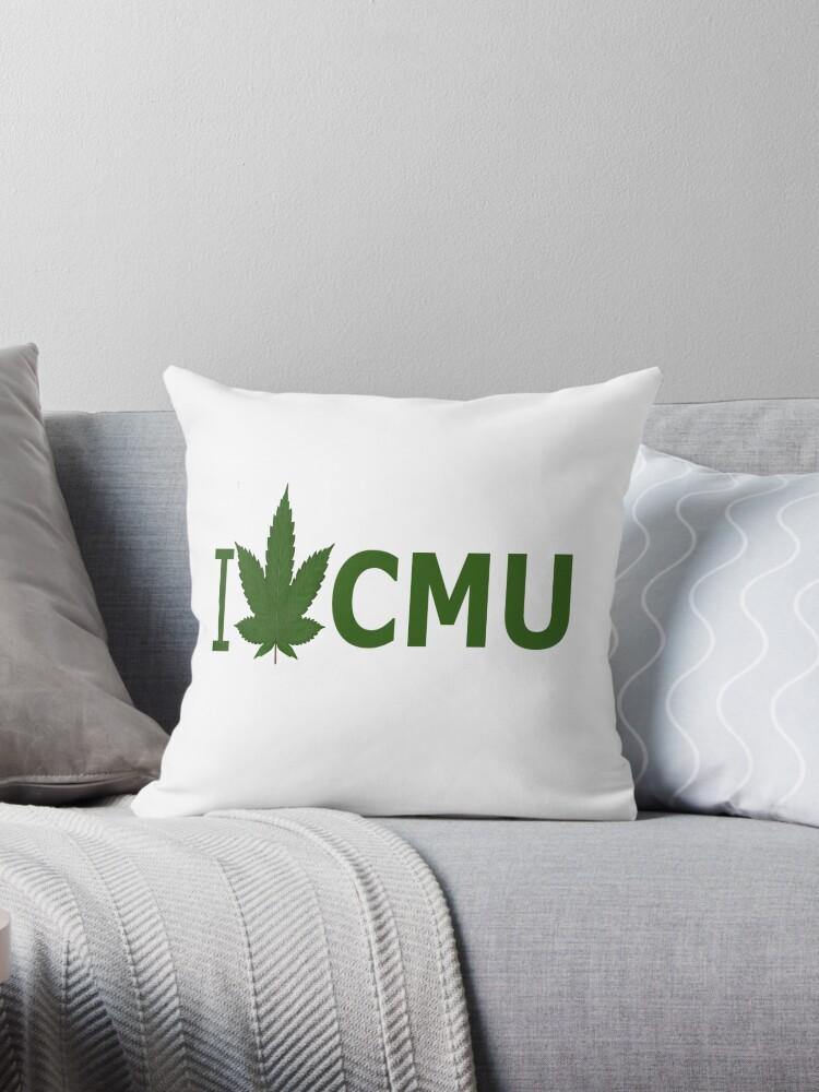 I Love CMU by Ganjastan