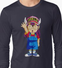 Arale  Long Sleeve T-Shirt