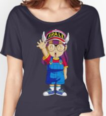 Arale  Women's Relaxed Fit T-Shirt