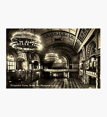 Marble Hall, Berlin Zoo Photographic Print