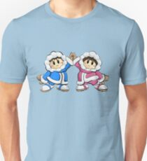 Ice Climbers SSBM T-Shirt