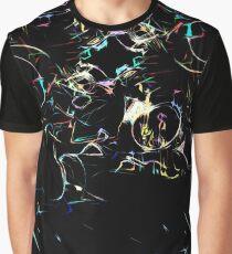 Swirls Graphic T-Shirt