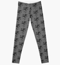 Gryphon (steel gray) Leggings