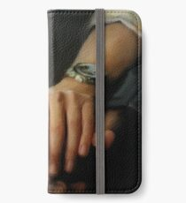 coffee and comfort iPhone Wallet/Case/Skin