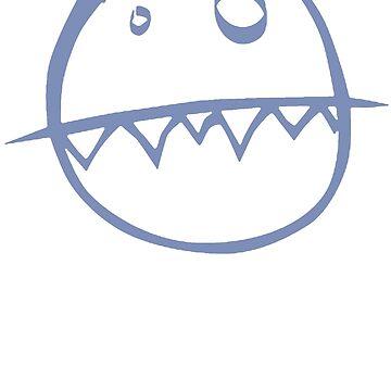 Monster 'Head' by wildman