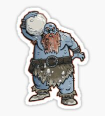 Frost Giant Sticker