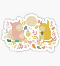 Fairytale Pattern2 Sticker