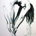 'Washing Her Hair' by Pauline Adair