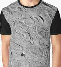 memory traces of a hot day - photograph Graphic T-Shirt
