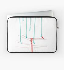 Wire Wire Telephone Laptop Sleeve
