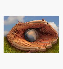 Out of Left Field Photographic Print