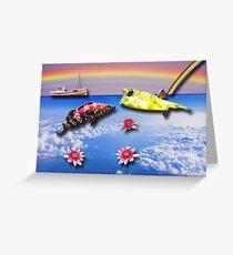 Fish Dreams Greeting Card