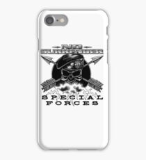 Special Forces Skull iPhone Case/Skin