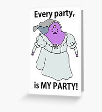 LSP PARTY TIME! Greeting Card