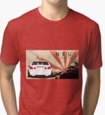 Lexus GS300 / Toyota Aristo Japanese Rising Sun Tri-blend T-Shirt