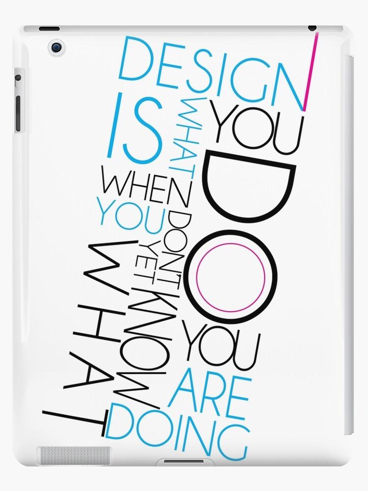 Doing Design by sassparillaz