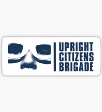 UCB - Blue Sticker