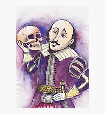Shakespeare Photographic Print