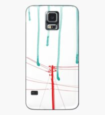 Wire Wire Telephone Case/Skin for Samsung Galaxy