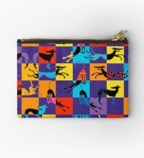 Pop Art Hounds Studio Pouch