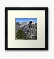 Half Dome (yos0022) Framed Print