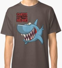 Guess who found Nemo Classic T-Shirt