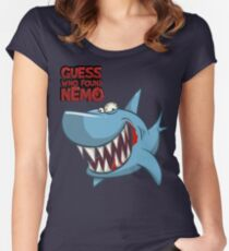 Guess who found Nemo Women's Fitted Scoop T-Shirt