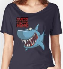 Guess who found Nemo Women's Relaxed Fit T-Shirt