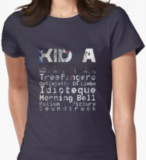 kid a Women's Fitted T-Shirt