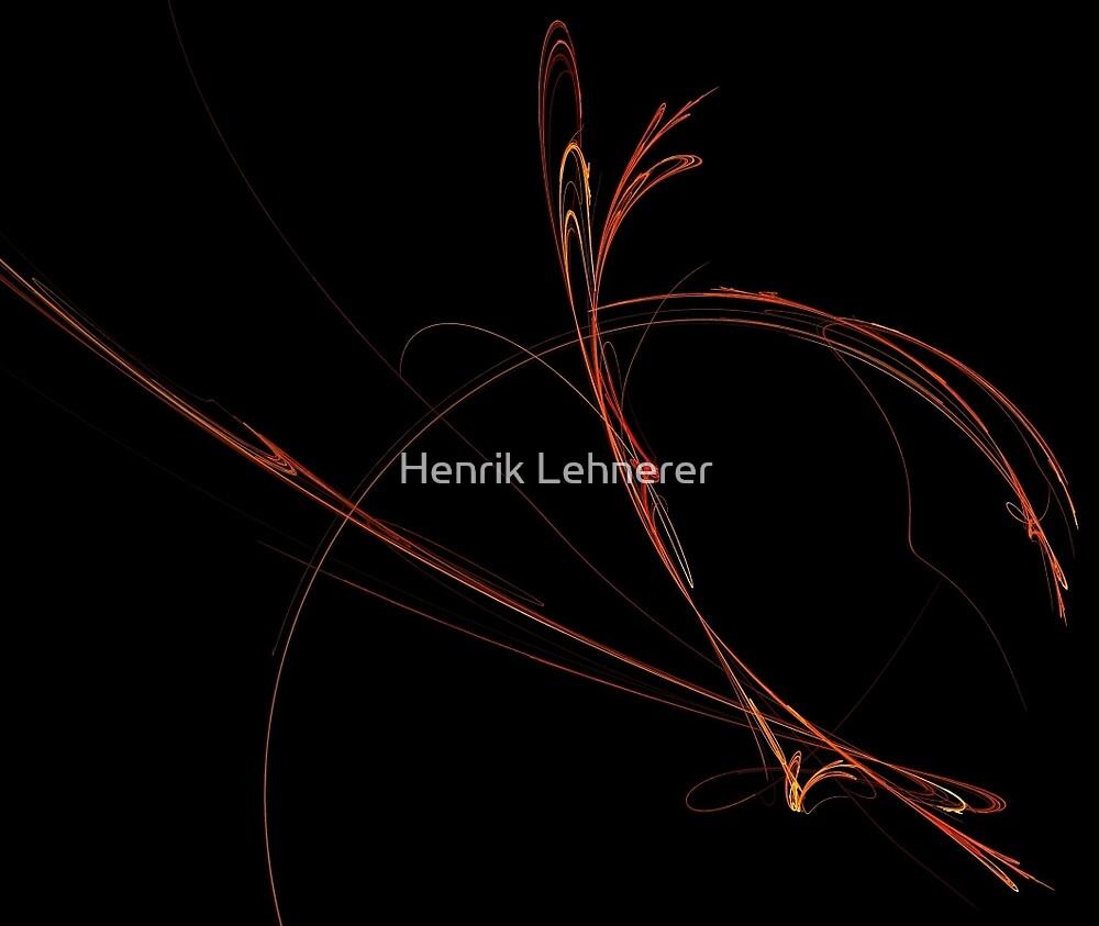 Fractal 4 by Henrik Lehnerer